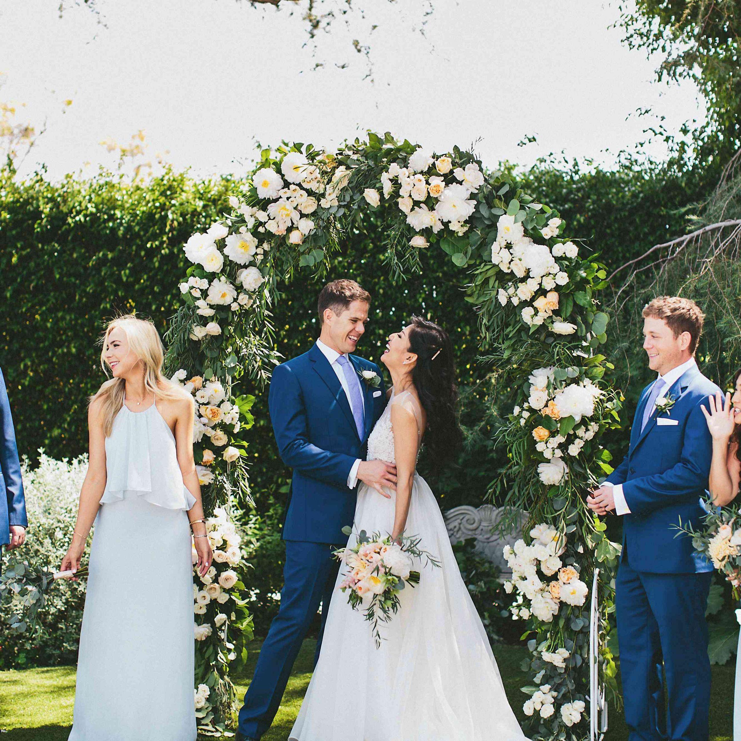 Hochzeitstag ein besonderes